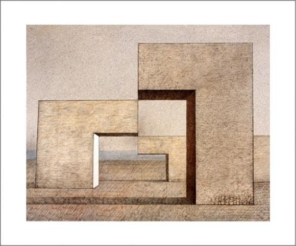SUBIRACHS. Ref. 006-002. Litografía 5 Tintas, P/A, 58 x 68 cm.