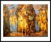 PEREVALSKY. Ref. 029-151. Glicée Lithograph 50 x 60 cm.