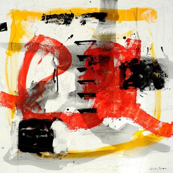 CARLES BROS. Ref. 078-019. Glicée Lithograph 50 x 50 cm.