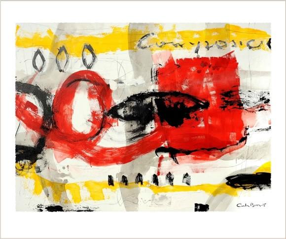 CARLES BROS. Ref. 078-020. Glicée Litográfico de Obra Original. Numerado y Firmado por el Artista