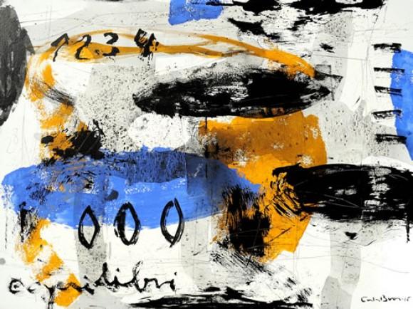 CARLES BROS. Ref. 078-022. Glicée Lithograph 50 x 60 cm.