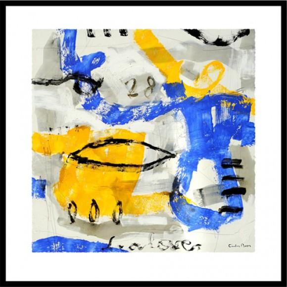 CARLES BROS. Ref. 078-024. Glicée Lithograph 50 x 50 cm.
